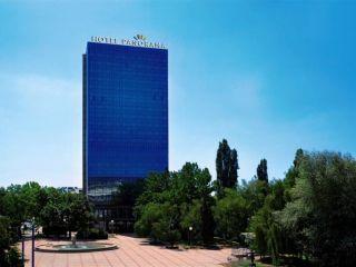 Zagreb im Panorama Zagreb Hotel