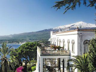 Urlaub Taormina im Hotel Bel Soggiorno