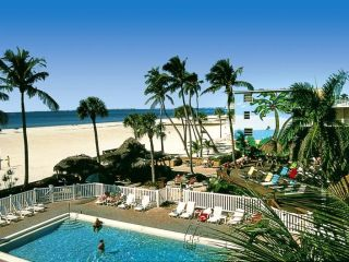 Fort Myers im The Outrigger Beach Resort