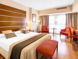 Málaga im Hotel ILUNION Málaga