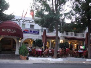Bodrum im Serhan Hotel