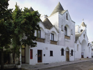 Urlaub Alberobello im Albergo Sant Antonio