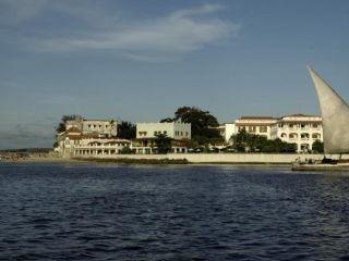 Stone Town im Zanzibar Serena Hotel