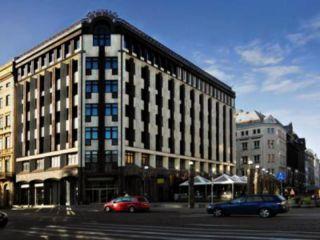 Riga im Hotel Roma
