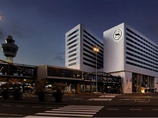 Amsterdam im Sheraton Amsterdam Airport Hotel and Conference Center