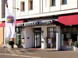 Leipzig im Best Western Hotel Leipzig City Center
