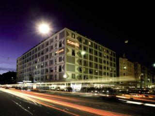 Stockholm im Scandic Malmen