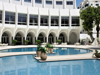 Urlaub Tanger im Kenzi Solazur Hotel