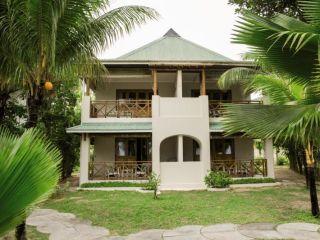 Grand' Anse im Indian Ocean Lodge