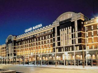 Helsinki im Scandic Grand Marina