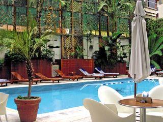 Urlaub Beirut im Le Commodore Hotel