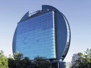 Urlaub Frankfurt am Main im Radisson Blu Hotel Frankfurt
