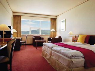 Reykjavik im Hotel Island
