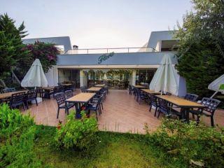 Bodrum im Club Hotel Flora