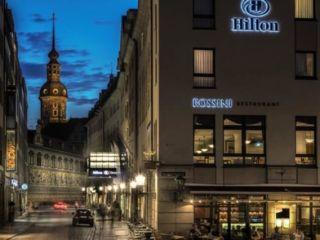 Dresden im Hilton Dresden