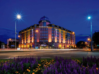 Urlaub Warschau im Radisson Blu Sobieski Hotel
