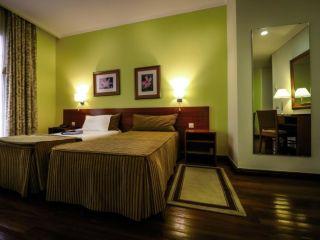 Ponta Delgada im Hotel dos Camoes