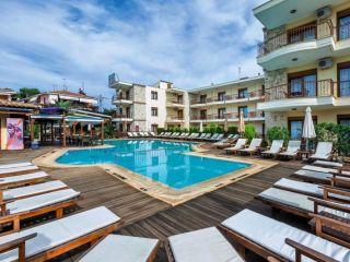 Urlaub Hanioti im Nereides Hotel