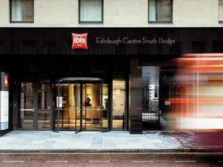 Urlaub Edinburgh im ibis Edinburgh Centre South Bridge - Royal Mile Hotel