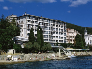 Urlaub Opatija im Remisens Hotel Kristal