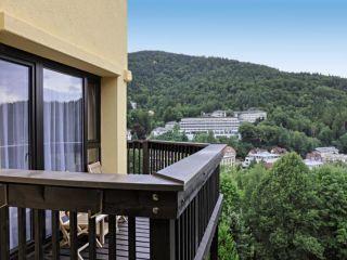 Bad Herrenalb im Parkhotel Luise