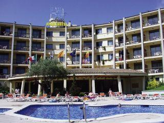 Tossa de Mar im Apart-hotel GHT Tossa Park