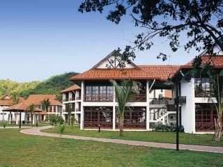 Urlaub Tengah Beach im Federal Villa Beach Resort Langkawi Kedah