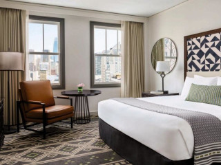 San Francisco im Hotel Spero