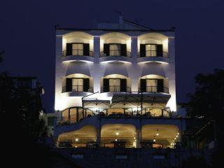 Urlaub Palinuro im Best Western Hotel La Conchiglia