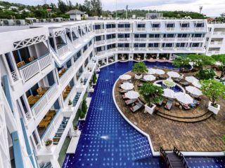 Urlaub Karon Beach im Andaman Seaview Hotel