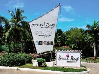 Diani Beach im Diani Reef Beach Resort & Spa
