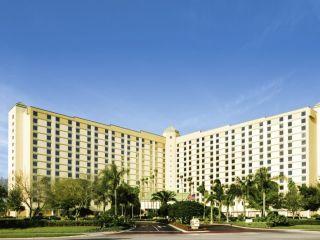 Urlaub Orlando im Rosen Plaza Hotel