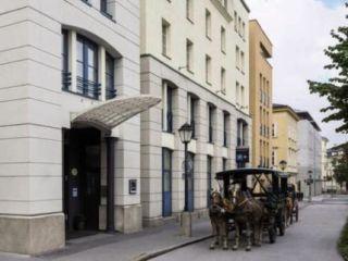 Urlaub Salzburg im NH Salzburg City