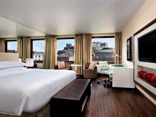 Urlaub Edinburgh im Sheraton Grand Hotel & Spa, Edinburgh