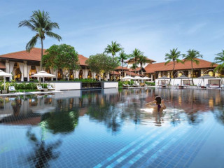 Insel Sentosa im Sofitel Singapore Sentosa Resort & Spa