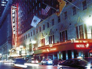 Urlaub Chicago im Kimpton Hotel Allegro