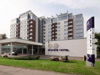 Riga im Riga Islande Hotel
