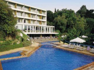 Korfu-Stadt im Divani Corfu Palace