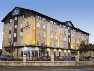 Urlaub Edinburgh im Holiday Inn Express Waterfront