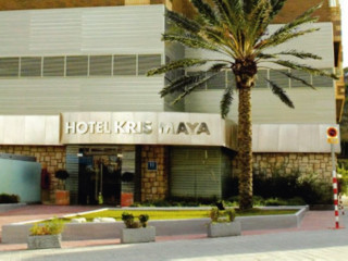 Alicante im Hotel Maya Alicante