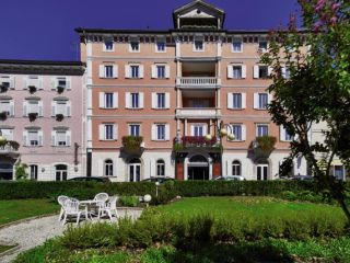 Urlaub Levico Terme im Hotel Eden