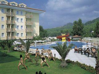 Urlaub Kemer im Akka Claros Hotel