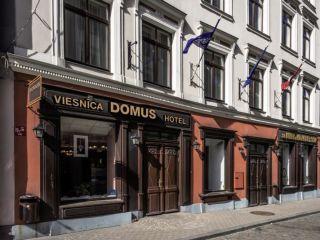 Riga im Rija Domus Hotel