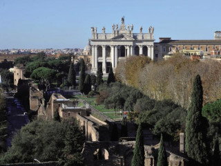 Urlaub Rom im Domus Sessoriana