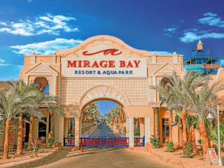 Hurghada im Mirage Bay Resort & Aquapark
