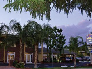 Urlaub Bakersfield im Best Western Plus Hill House