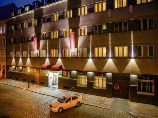 Prag im Hotel Cloister Inn