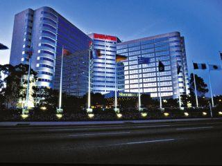 Los Angeles im Sheraton Gateway Los Angeles Hotel