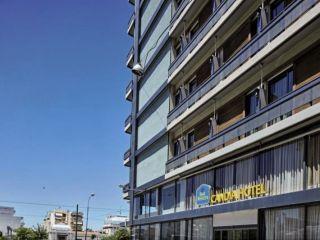 Urlaub Athen im Candia Hotel
