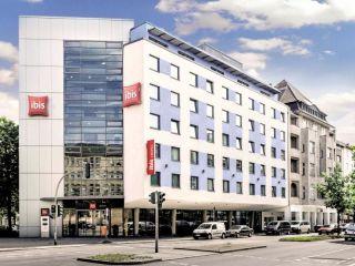 Berlin im ibis Berlin City West Hotel